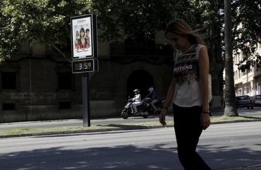 Las temperaturas irán subiendo poco a poco en Baleares, donde en verano se suelen superar los 30º.