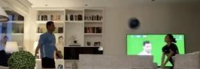 Así pasa la cuarentena en su casa el presidente de la UD Ibiza
