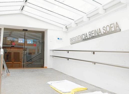 Residencia Reina Sofía de Ibiza.