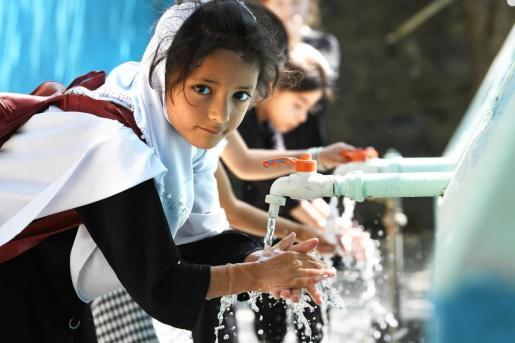UNICEF alerta del peligro de contagio por coronavirus en muchos menores