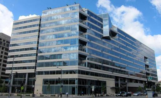 Sede del Fondo Monetario Internacional en Washington.