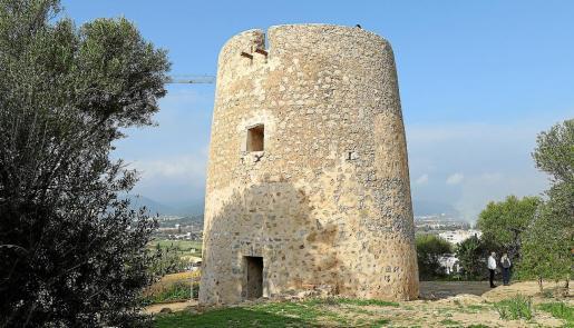 Torre de Ca n'Espatleta en Jesús