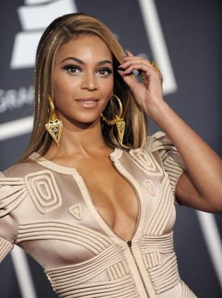 Imagen de archivo de Beyoncé.