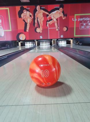 Una imagen de la página de Facebook de Bowling Vilaparc.