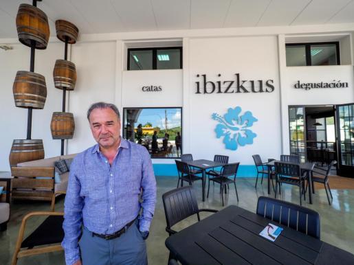 Antonio Palma, socio principal y presidente de Ibizkus.