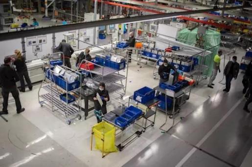 Economía/Motor.- UGT y CC.OO. de Cataluña denuncian a Seat y la compañía asegura que priorizará la seguridad - David Zorrakino - Europa Press