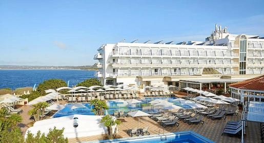Imagen de archivo de un hotel en Formentera.