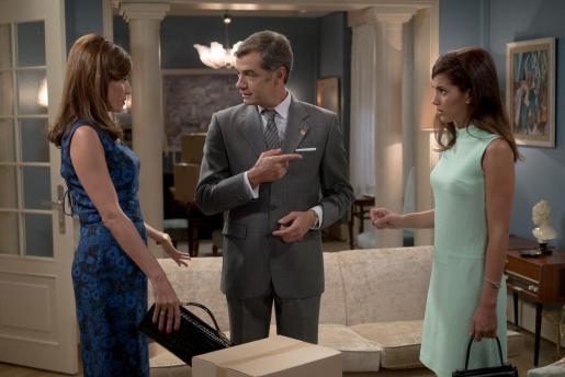 La productora Diagonal TV, del grupo Endemol, tiene previsto retomar, en plató, el rodaje de las serie 'Amar es para siempre'.