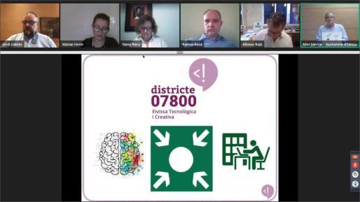 Vila lanza 'Districte 07800', un espacio de encuentro y trabajo para empresas, instituciones y asociaciones con base tecnológica y creativa