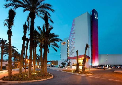 Hard Rock Hotel Ibiza.
