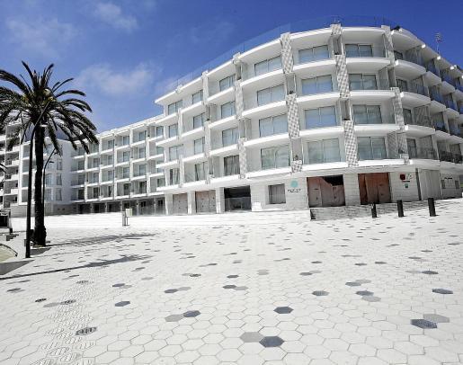 La totalidad de hoteles en Ibiza ha decidido no abrir en esta primera fase.