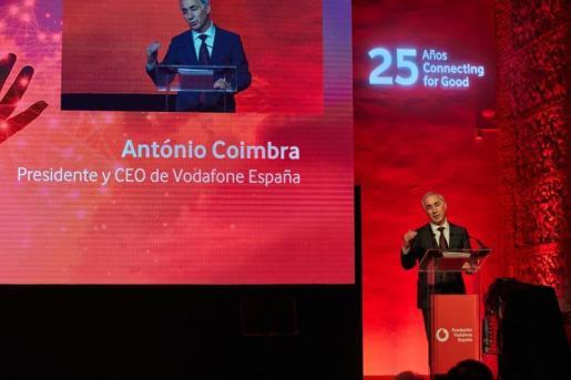 Vodafone potencia su crecimiento en el negocio de empresas.