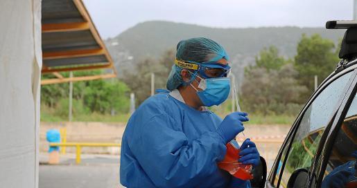 Desde el Área de Salud destacan que el personal que hizo las pruebas estaba entrenado para ello. Foto: D.E.