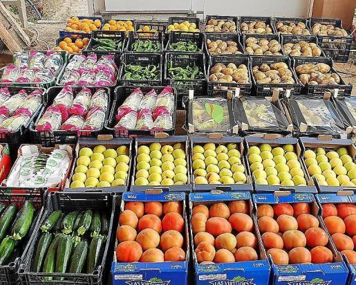 Una imagen de diversos alimentos.