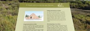 Formentera abre una nueva ruta ornitológica creada en el camí des Brolls
