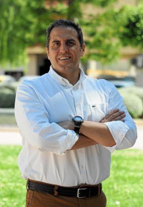 Gárriz es presidente de ASELF y especialista militar en NBQ (Nuclear, Biológica y Química).