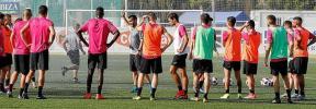 La Peña Deportiva reanuda esta tarde sus entrenamientos pensando en los play offs de ascenso