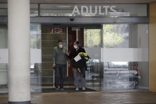 Imagen del hospital de Son Espases.