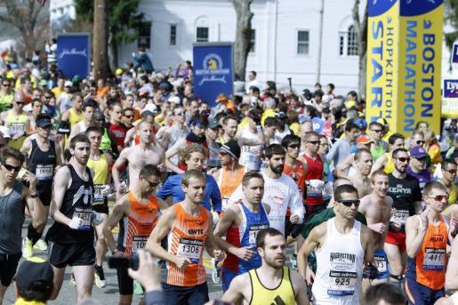 La prueba de Boston es uno de los seis 'World Marathon Majors'.