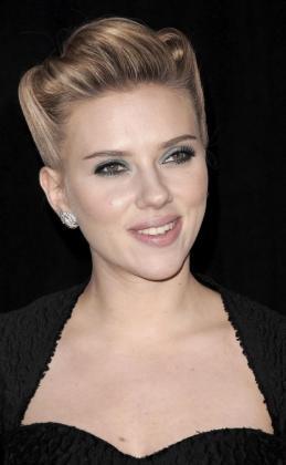 Scarlett Johansson, una de las actrices mejor pagadas de Hollywood.