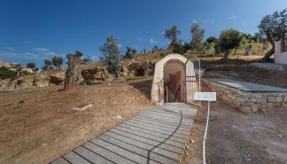 El Museo Monográfico Puig des Molins reabre sus puertas al público el próximo martes