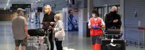 En cuarentena 10 viajeros internacionales llegados a Ibiza