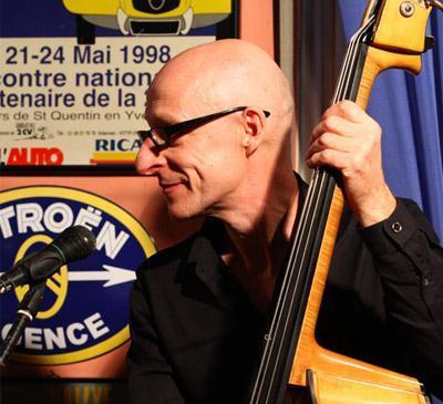 El músico Jan Kobrzinowski