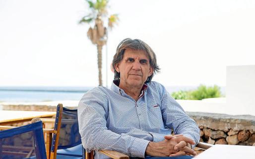 Maties Torrent, epidemiólogo experto sanitario del Gobierno en Baleares.