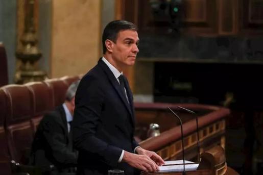 El presidente del Gobierno, Pedro Sánchez. - La Vanguardia/POOL - Europa Press