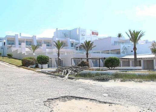 Hay hoteles en la pitiusa menor que están ofreciendo descuentos para temporada alta.
