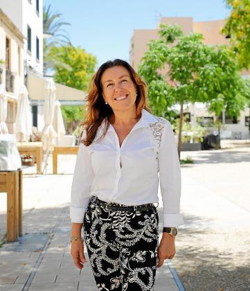 Pepita Costa es presidenta de FAPA en las Pitiusas desde el año 2013.