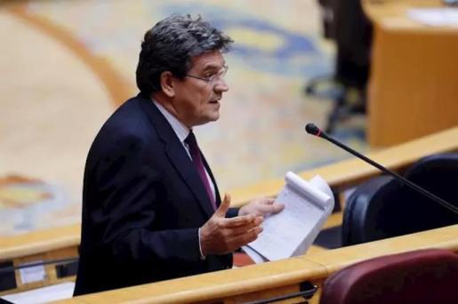 El ministro de Inclusión, Seguridad Social y Migraciones, José Luis Escrivá - Pool - Archivo