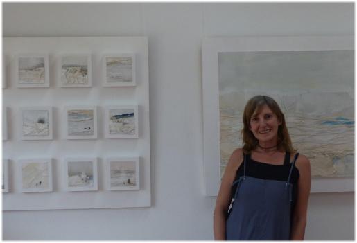"""Julia Fragua inaugura mañana en Garden Art Gallery la exposición 'Paisajes desde mi ventana"""""""