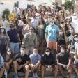 El rodaje del cortometraje 'La vida islado' en imágenes (Fotografías de Daniel Espinosa)