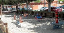 El Govern balear permite reabrir los parques infantiles