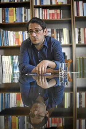 Entrevista al conseller Iago Negueruela.