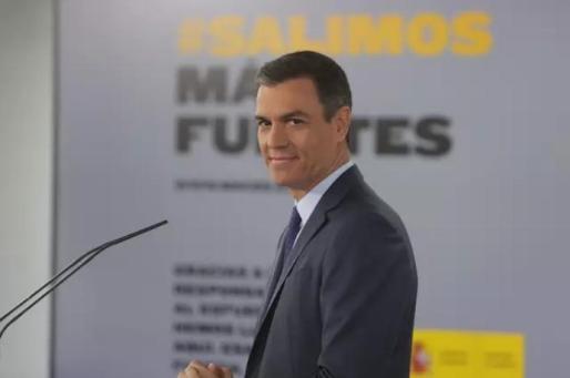 El presidente del Gobierno, Pedro Sánchez - EUROPA PRESS/R.RUBIO.POOL