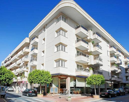 El Govern cuenta de momento con dos apartamentos en Santa Eulària para posibles casos de Covid-19.