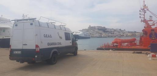 Recuperan el cadáver de un submarinista a 25 millas de Ibiza