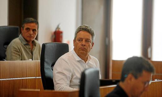 El portavoz de Ciudadanos, José Luis Rodríguez.