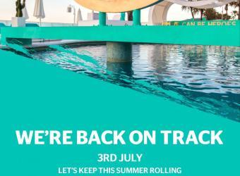 El hotel Santos de Ibiza abrirá el 3 de julio