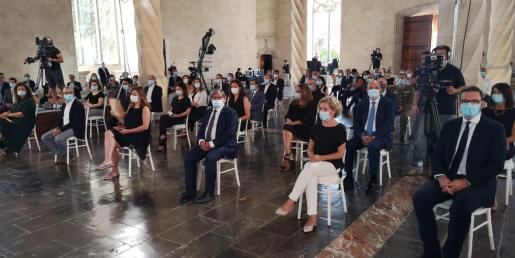 Baleares recuerda a las víctimas de la COVID-19.