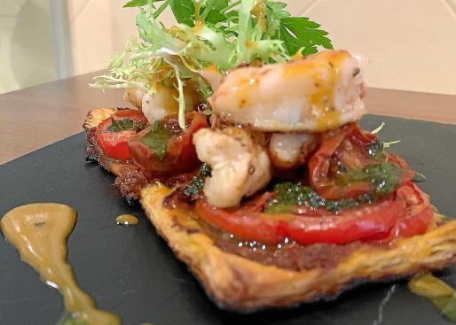 Un buen menú, diferente cada día, variado, a muy buen precio y en el centro de Vila.