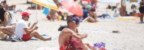 Ibiza y Formentera están este miércoles en alerta amarilla por calor