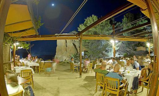 Sa Caleta Restaurant.