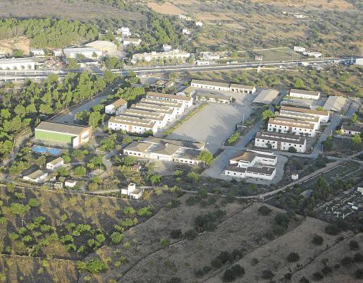 Imagen de archivo de la zona de sa Coma en la que se planea que se ubique el Centro BIT de Ibiza.
