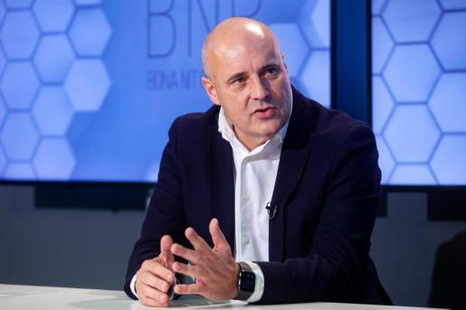 José Luis Benítez, gerente de la asociación Ocio de Ibiza.