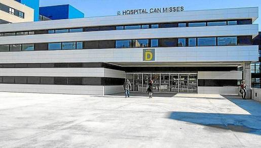 Imagen de archivo del hospital Can Misses.