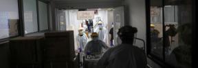 124 nuevos casos positivos de coronavirus en España