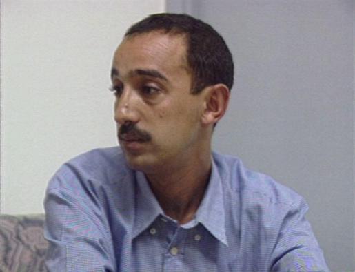 Imagen del exmilitar argelino que huyó en helicóptero a Ibiza en 1998.